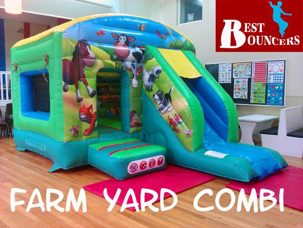 Farm yard combi